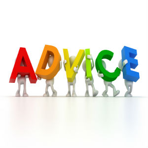 Image for representing Advice