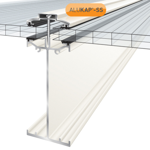 Alukap SS – Self Supported Glazing Bars and Fittings