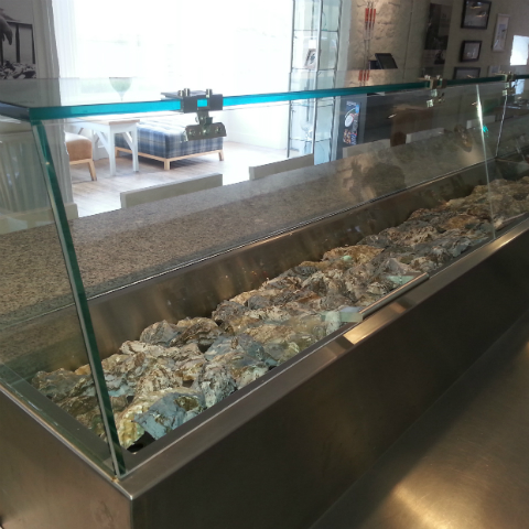 Oyster Cabinets