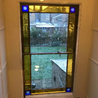 easy to fit magnetic secondary glazing