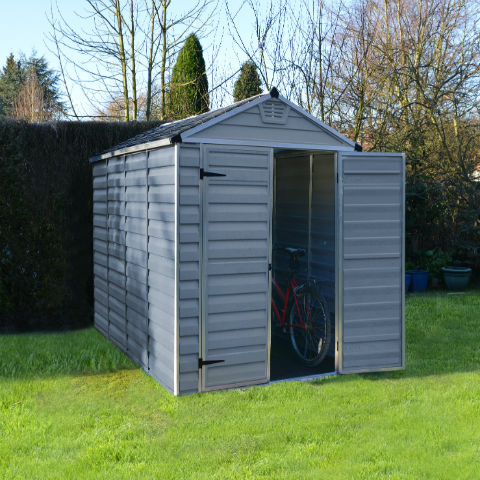 Skylight Sheds