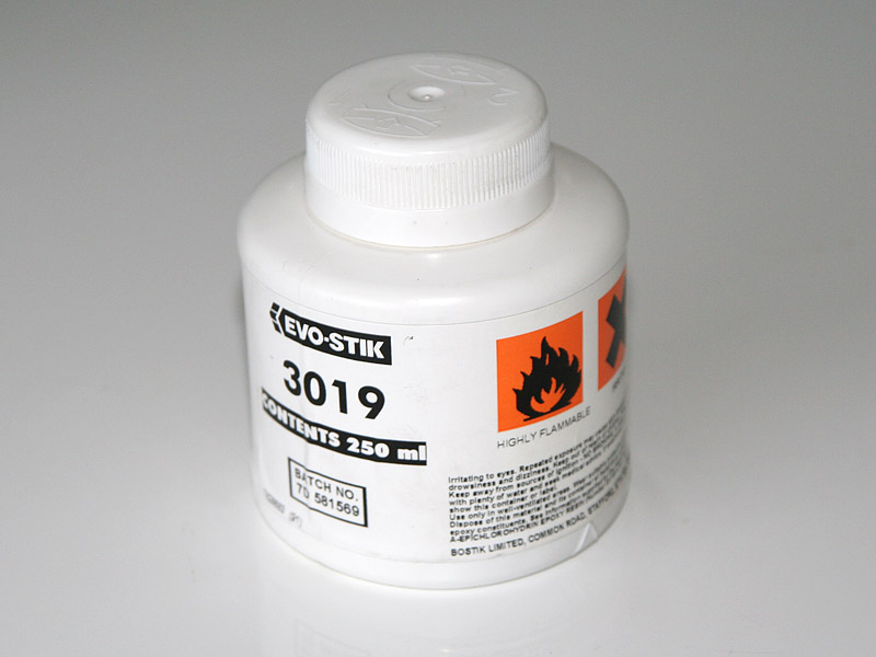 PVC Glue - Outdoor Evo-Stik 3019 image