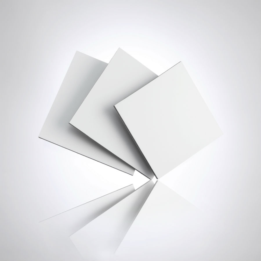 White Aluminium Composite Sheets image
