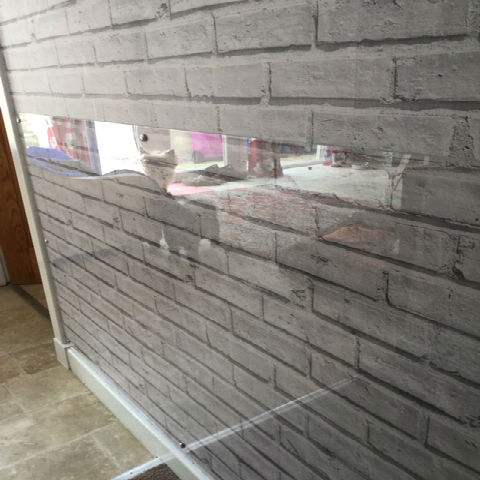 Clear Acrylic Sheets - Perspex