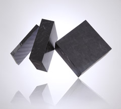 Black Acetal Extruded Co-polymer Sheets