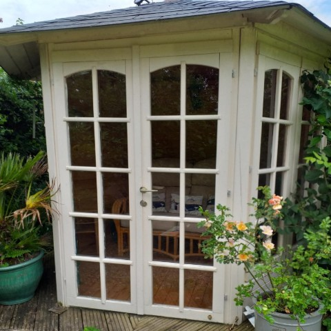 Polycarbonate Shed Windows