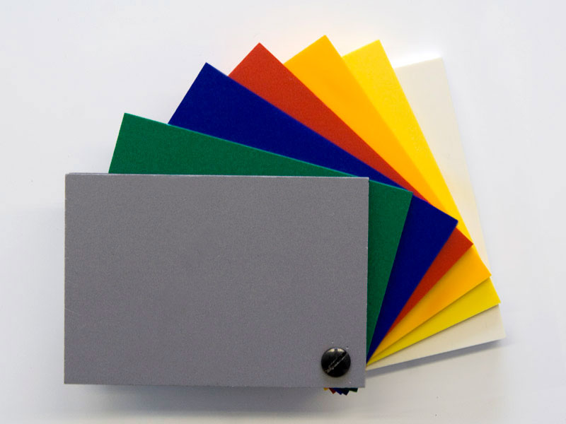 Coloured PVC Foamboard Sheets image