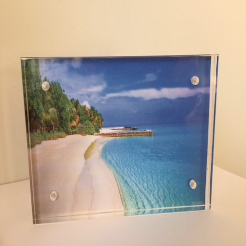 Acrylic Photo Blocks image