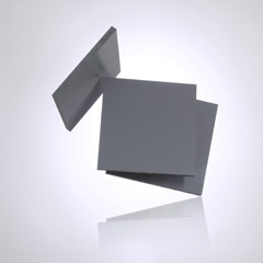 Grey PVC Extruded Sheet