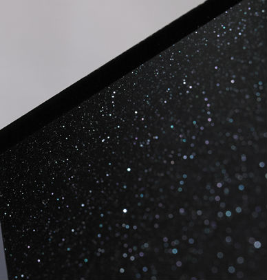 Glitter Acrylic Sheet - Cut to Size image