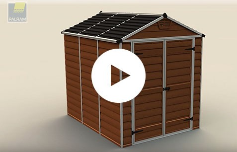 Watch our Skylight Sheds video