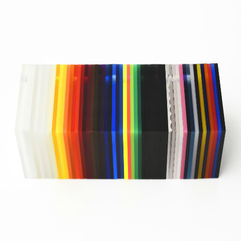 Coloured Acrylic Sheets