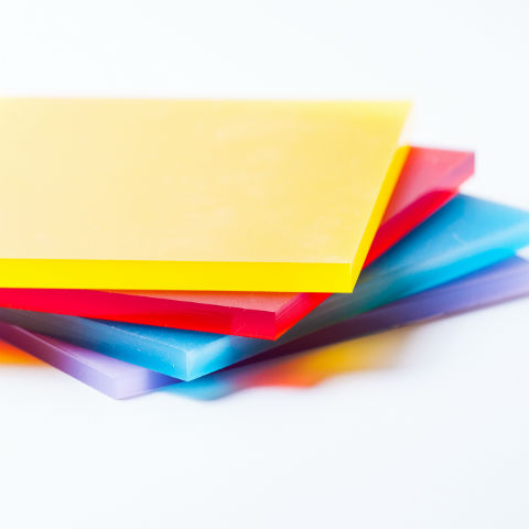 Coloured Acrylic Sheets image