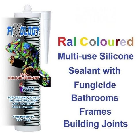 Coloured Silicone