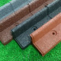 Flexi-edge is available in a range of colours