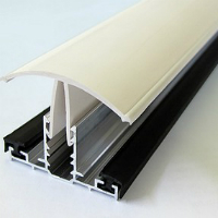 glazing bars for canopies and patio covers