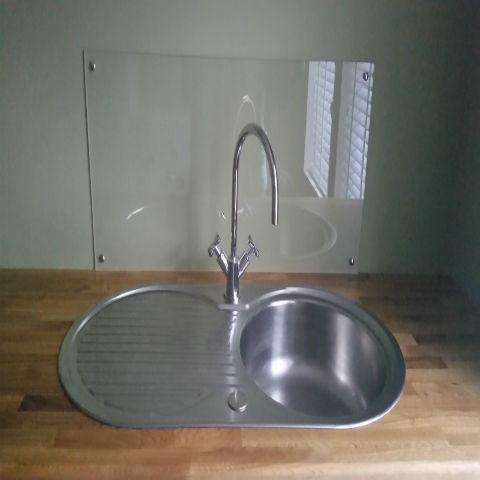 Sink splashback - The Plastic People