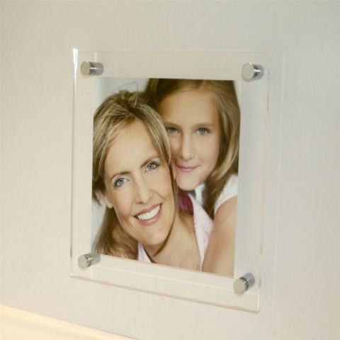 Bespoke Acrylic Picture Frames