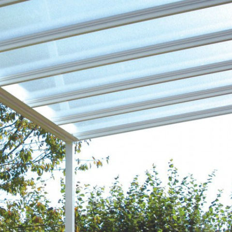 Twin and Multiwall Polycarbonate Clear Sheets