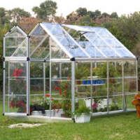Unbreakable Greenhouse