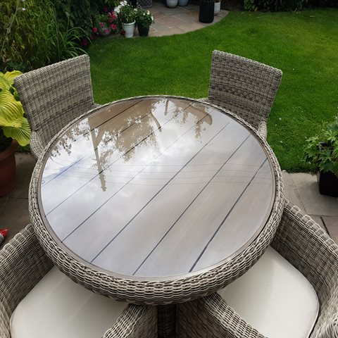 Outdoor Table Protectors