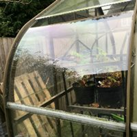 Polycarbonate makes unbreakable greenhouse